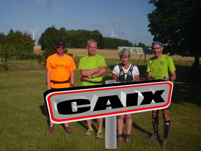 Sortie à Caix avec JPh (dép80 - 15/19km - Sam24/06/2017)