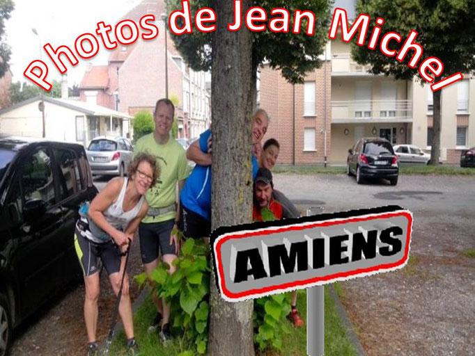 Sortie trail urbain avec Martin (dép80 - 15/25km - Sam09/07/2016)