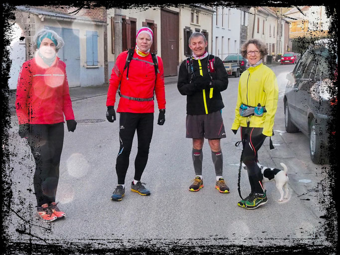 Sortie à Luzières avec JPh (dép80 - 17km - Sam16/01/2016)
