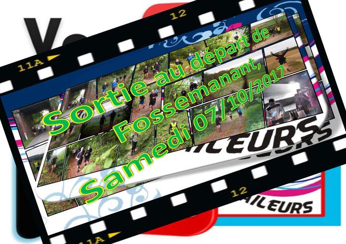 Sortie au départ de Fossemanant avec Martin (dép80 - 15km - Sam07/10/2017)