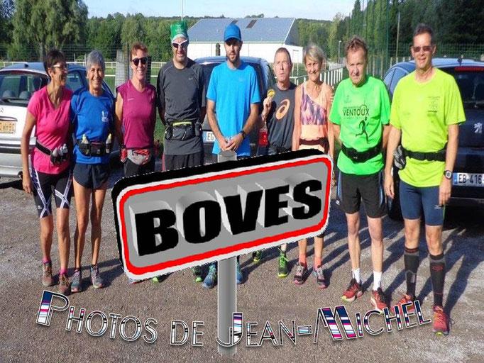 Sortie à Boves avec Martin (dép80 - 15km - Sam05/08/2017)