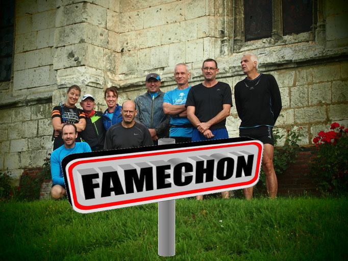 Sortie à Famechon avec Martin (dép80 - 17km - Sam09/09/2017)