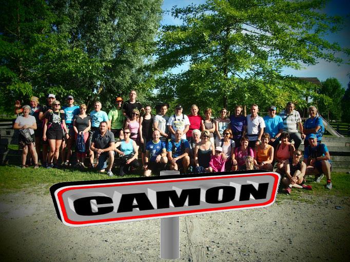 Sortie à Camon avec Martin (dép80 - 10/15/17km trail - Dim11/06/2017)