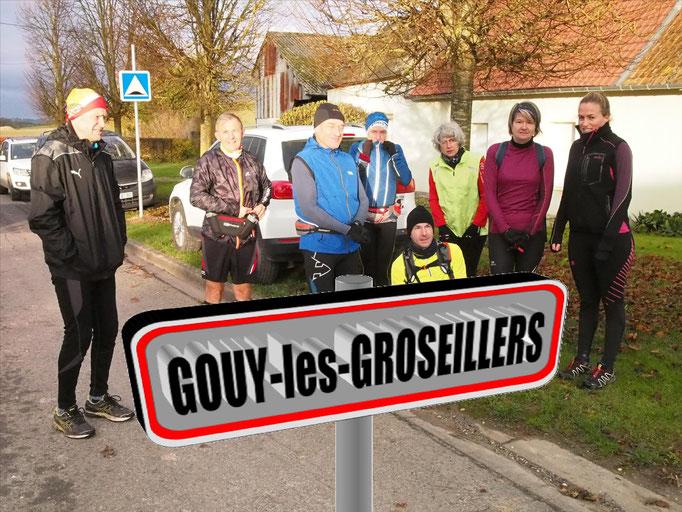 Sortie à Gouy les Groseillers avec JPh (dép60 - 18km - Sam19/11/2016)