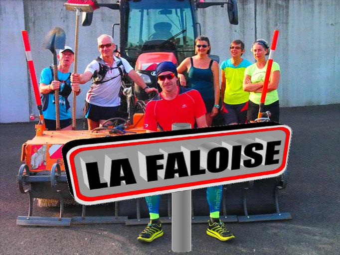 Sortie à La Faloise avec Martin (dép80 - 10/14km - Sam27/08/2016)
