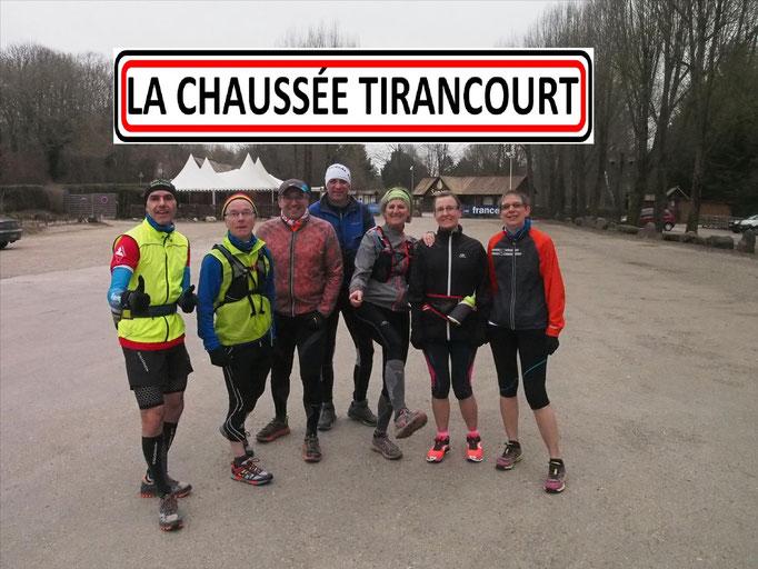 Sortie à La Chaussée Tirancourt avec Martin (dép80 - 15/17km - Sam19/03/2016)