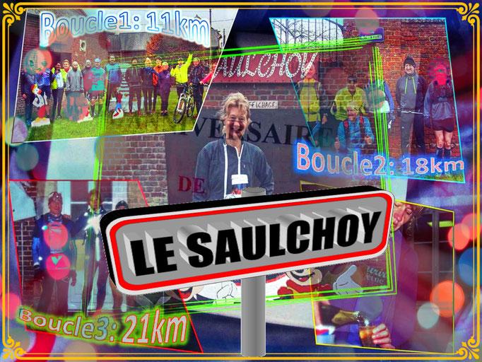 TOCC de Marie France (Le Saulchoy - dép60 - 11+18+21km - Sam01/12/2018)