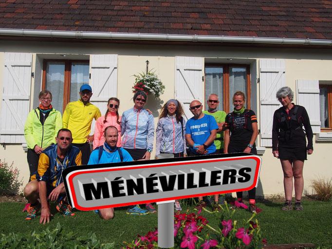 Sortie à Ménévillers avec Séb (dép60 - 15km - Sam19/05/2018)