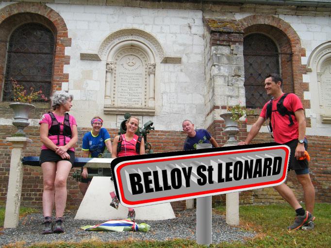 Sortie à Belloy St Léonard avec JPh (dép80 - 5/15/19km - Sam21/07/2018)