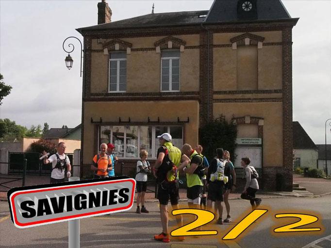 Sortie à Savignies avec Badette & Martin 1/2 (dép60 - 16/28km - Sam21/05/2016)