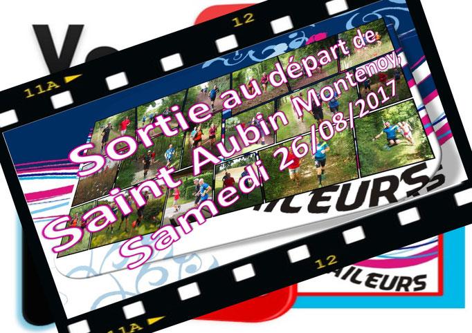 Sortie à Saint Aubin Montenoy avec JPh (dép80 - 17/21km - Sam26/08/2017)