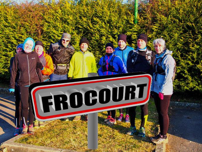 Sortie à Frocourt avec Martin (dép80 - 15km - Sam24/02/2018)