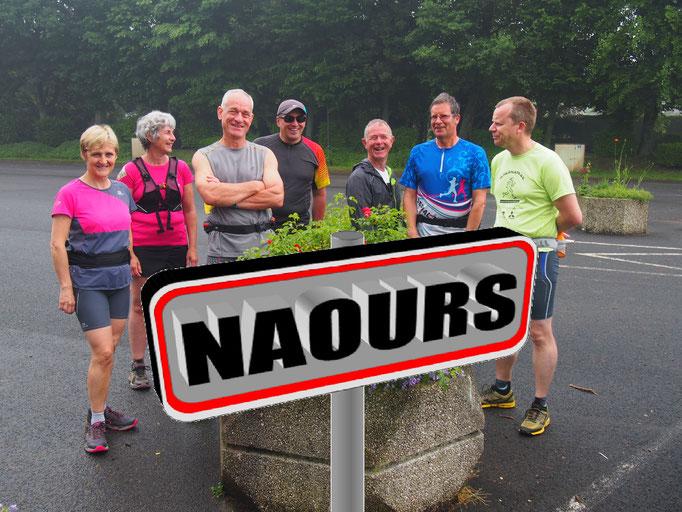 Sortie à Naours avec Martin (dép80 - 17km - Sam26/05/2018)