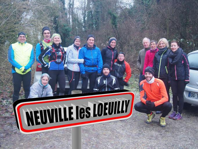 Sortie à Neuville les Loeuilly avec Martin (dép80 - 10/14/16km - Sam07/01/2017)