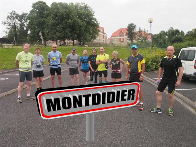 Sortie à Mondidier avec JPh (dép80 - 15km - Sam16/07/2016)