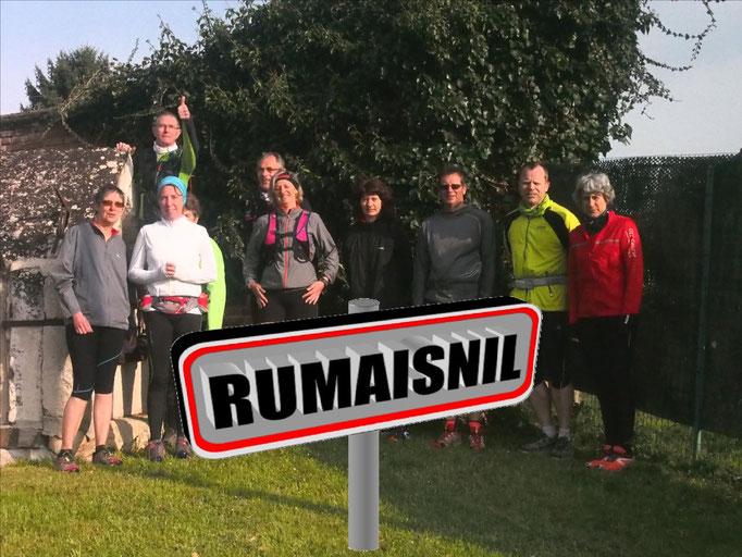 Sortie à Rumaisnil avec Martin (dép80 - 13/18km - Sam16/04/2016)