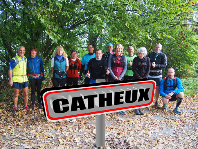Sortie à Catheux avec JPh (dép60 - 16/20km - Sam20/10/2018)