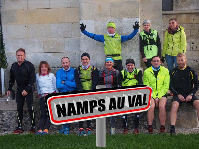 Sortie à Namps au Val avec Martin (dép80 - 15km - Sam28/10/2017)