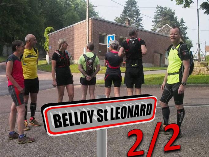 Sortie à Belloy St Léonard avec JPh - série1 (dép80 - 15/19km - Sam28/05/2016)