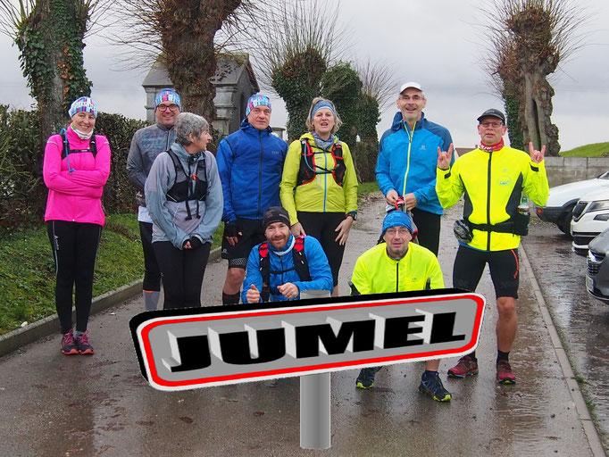 Sortie à Jumel avec JPh (dép80 - 16/21km - Sam22/12/2018)
