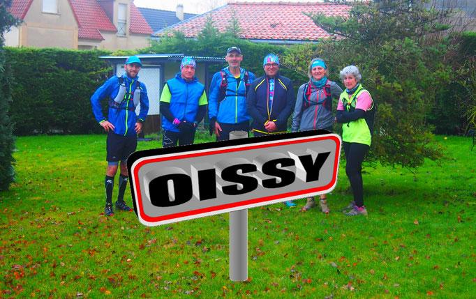 Sortie à Oissy avec JPh (dép80 - 16/20km - Sam08/12/2018)