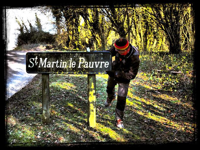 """Sortie """"Reco"""" à Equennes-Eramecourt avec Martin (dép80 - 20km - Mar27/02/2018)"""