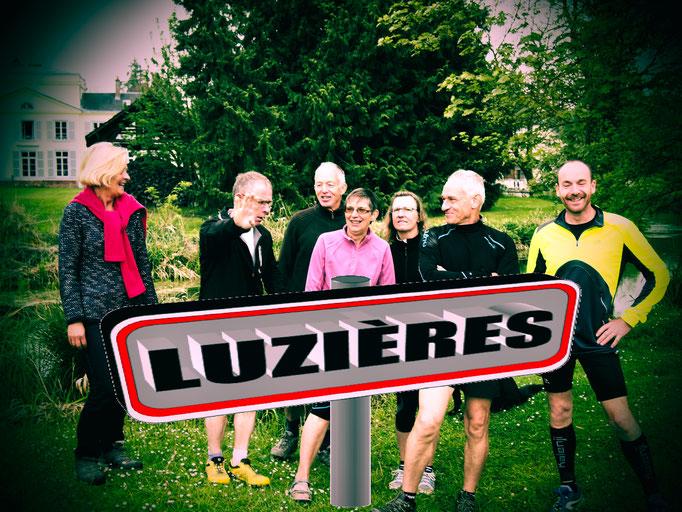 Sortie à Luzières avec Martin (dép80 - 14km - Sam06/05/2017)