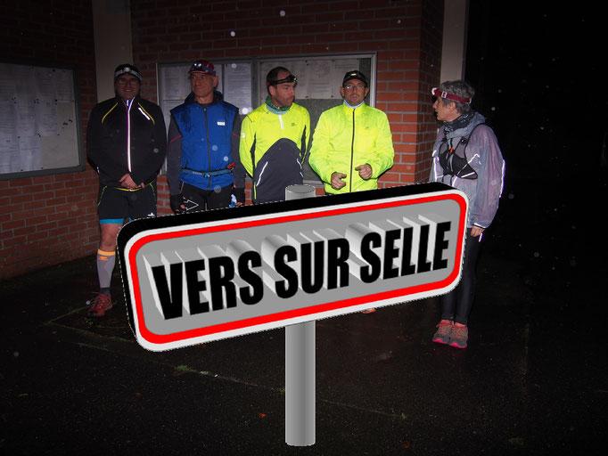 Sortie nocturne à Vers/Selle avec JPh (dép80 - 18km - Ven24/11/2017)
