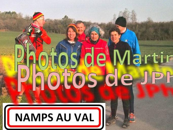 Sortie à Namps au Val avec Martin (dép80 - 16km - Dim28/02/2016)
