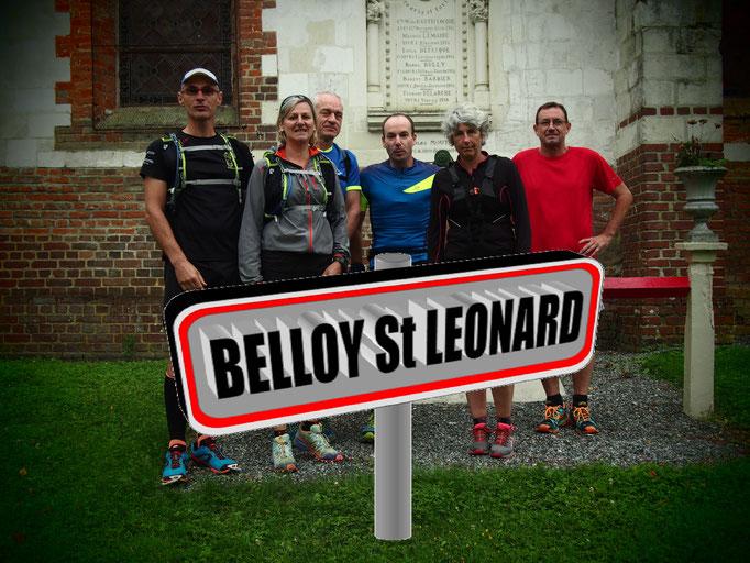 Sortie à Belloy St Léonard avec JPh (dép80 - 5+10+4km - Dim20/08/2017)
