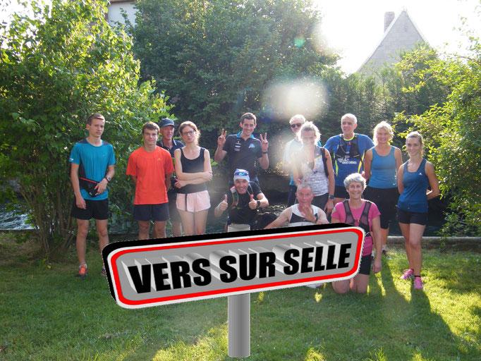 Sortie à Vers/Selle avec JPh (dép80 - 14/16km - Jeu26/07/2018)