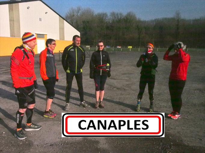 Sortie à Canaples avec Martin (dép80 - 15/19km - Dim13/03/2016)