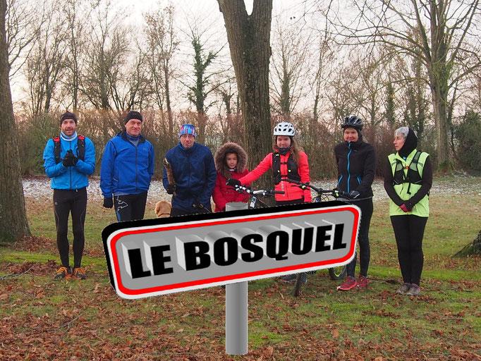 Sortie à Le Bosquel avec JPh (dép80 - 17/21km - Sam15/12/2018)