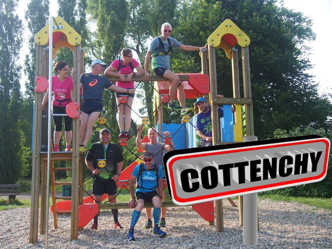 Sortie à Cottenchy avec Martin (dép80 - 12/17km - Dim09/07/2017)
