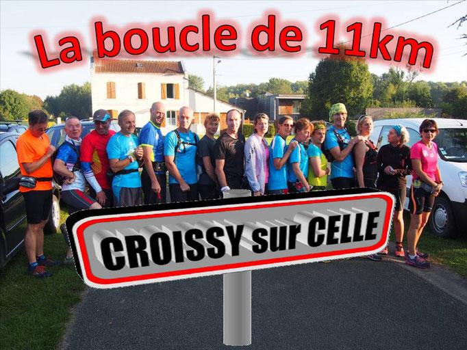Sortie à Croissy/Celle avec JPh - 1ère boucle (dép60 - 11km - Sam24/09/2016)