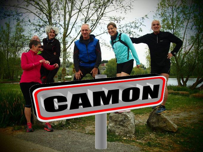 Sortie à Camon avec Martin (dép80 - 10/18km - Ven21/04/2017)