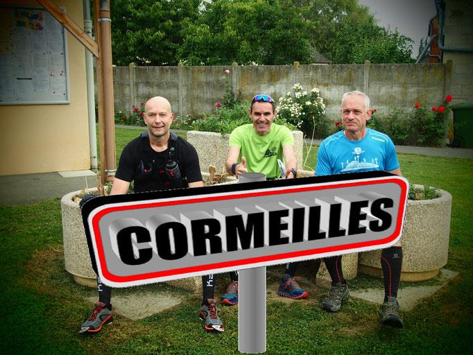Sortie à Cormeilles avec JPh (dép60 - 19km - Sam03/06/2017)