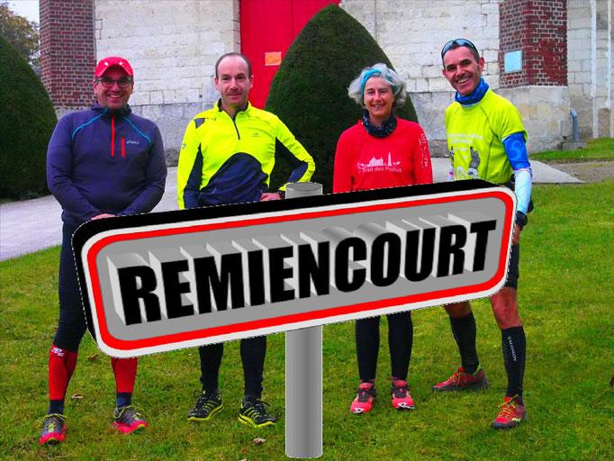 Sortie à Remiencourt avec JPh (dép80 - 16km - Sam29/10/2016)