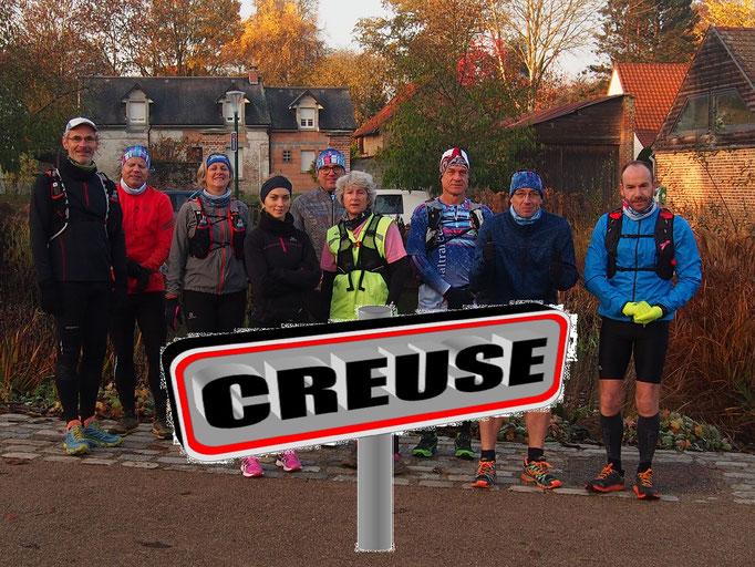 Sortie à Creuse avec JPh (dép80 - 16/20km - Sam17/11/2018)