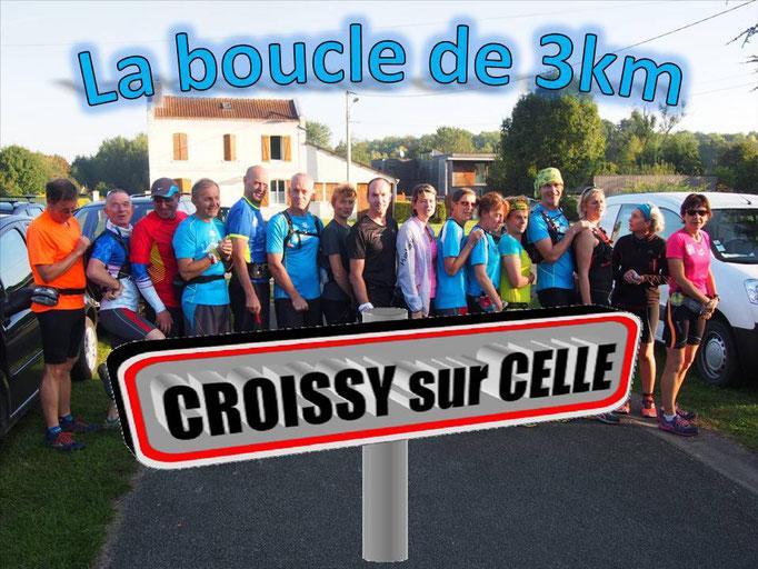 Sortie à Croissy/Celle avec JPh - 3ème boucle (dép60 - 3km - Sam24/09/2016)