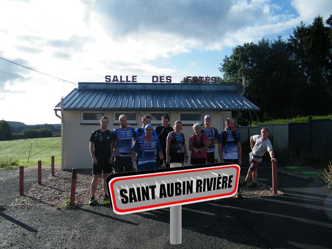 Sortie à St Aubin Rivière avec Pierre (dép80 - 17km - Sam25/08/2018)