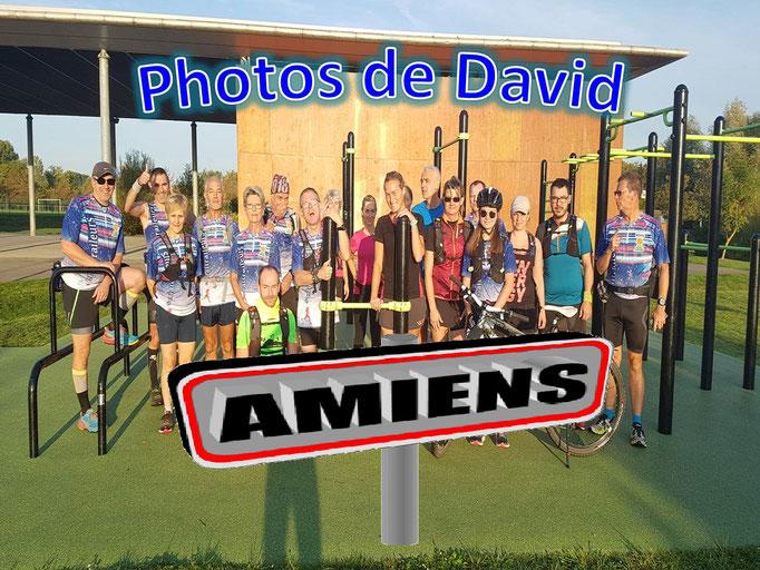 Sortie à Amiens avec Martin (dép80 - 18km - Sam13/10/2018)