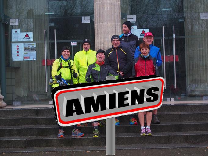 Sortie à Amiens avec Martin (dép80 - 17km - Sam20/01/2018)