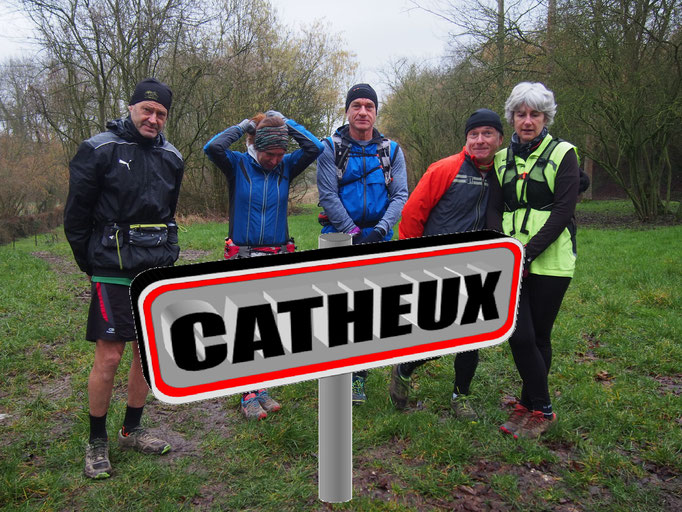 Sortie à Catheux avec Martin (dép60 - 15km - Sam03/02/2018)