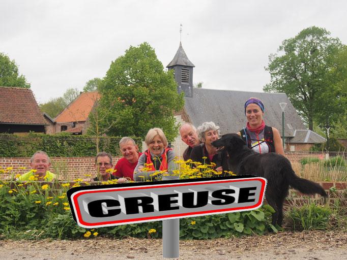 Sortie à Creuse avec Martin (dép80 - 15km - Sam28/04/2018)