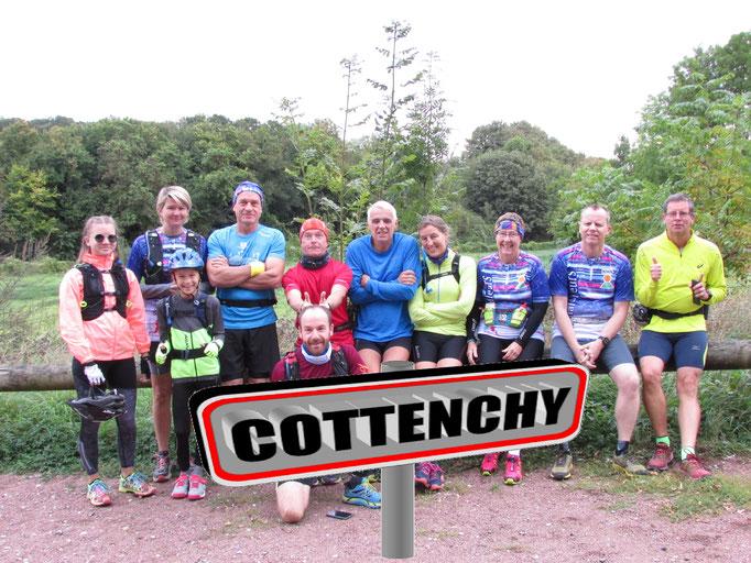 Sortie à Cottenchy avec Martin (dép80 - 15km - Sam22/09/2018)