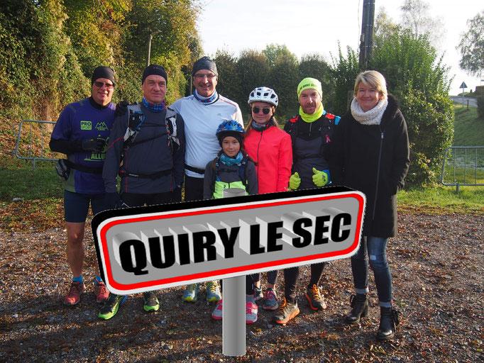 Sortie à Quiry le Sec avec Manu (dép80 - 20km - Sam03/11/2018)
