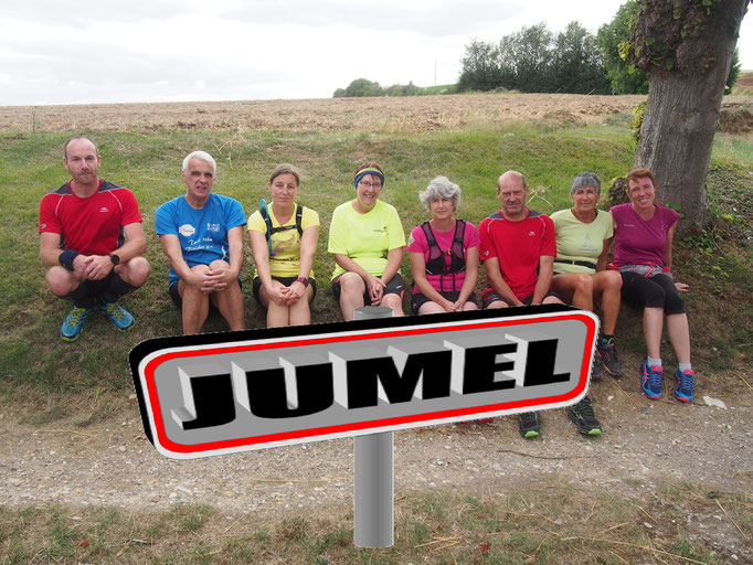 Sortie à Jumel avec JPh (dép80 - 15km - Jeu03/08/2017)