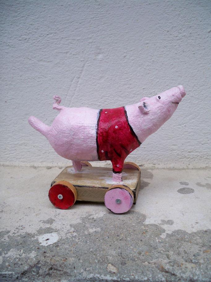 Schweinchen Clara - Nummer 284