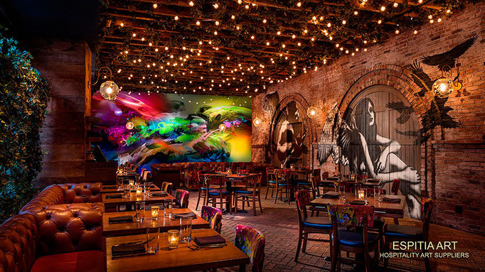 ESPITIA ART Hospitality Art Suppliers